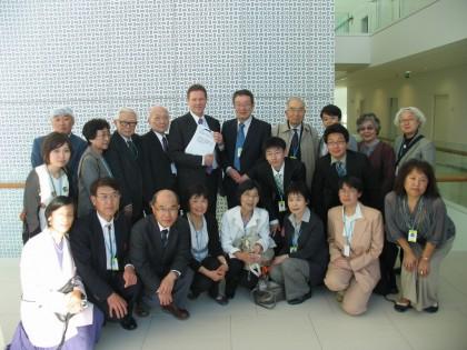 NPT準備委員会に参加して<br>2015年NPT再検討会議で核兵器全面禁止への第一歩を