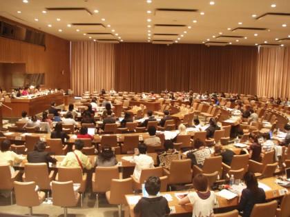 国連女性差別撤廃委員会 日本の実施状況を審査(7月20日~8月7日 ニューヨーク)