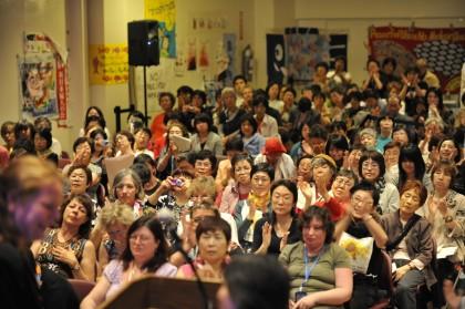 「核兵器のない世界を」 女性交流会 in ニューヨーク私たちが力をあわせれば核兵器はなくせる!!